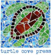 Turtle Cove Press mosaic logo